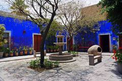 Antigua casona española en Arequipa