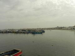 Muelle de paracas