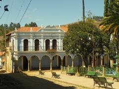 Pueblito perdido en Bolivia