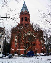 Barrio al este de Berlín