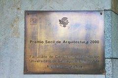 Premio de arquitectura a la Facultad de Comunicación