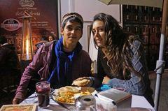 Tapas españolas en Granada