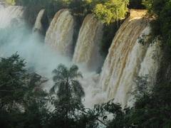 Cataratas de Iguazú en Parque Nacional Iguazú