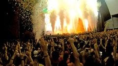 DJ Alesso en concierto, Festival Cumbre Tajín 2015
