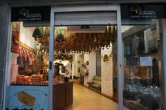 Embutidos españoles en Toledo