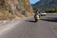 Camino a Chamula
