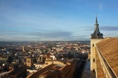 Toledo desde su Alcázar