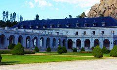 Hostería en el Valle de los Caídos, España