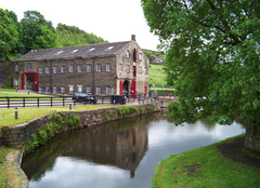 El museo del Standedge Tunnel