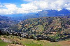 Callejón de Huaylas, Perú