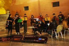 Músicos de la Universidad de Granada
