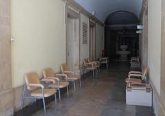 Interior Hospital Termal De Caldas Da Rainha