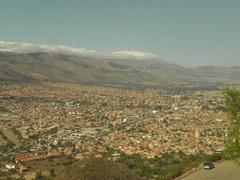 Vista de la ciudad desde La Colina de San Pedro