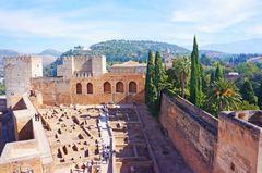 Fortaleza de la Alhambra, Granada