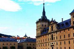 Torre del Monasterio de El Escorial, España