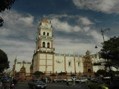 Catedral Metropolitana de Sucre, Bolivia