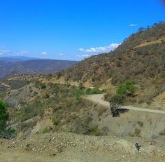 El peligroso camino de Bolivia