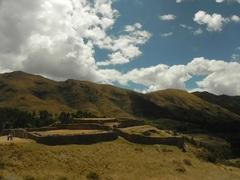 Campos aledaños a Cusco