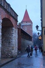 Barbacana de Cracovia