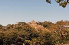Gran Pirámide de Toniná