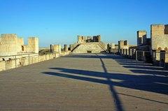 Ala izquierda del Castillo de Peñafiel