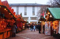 Mercado navideño de Heidelberg