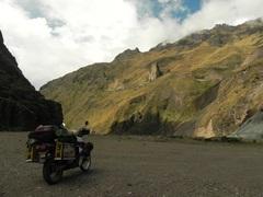 Camino a Tambopata