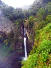 Cascada de Texolo desde el mirador