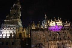 Concierto en la Praza da Quintana, Santiago de Compostela