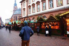 Mercado navideño de Heidelberg, Alemania