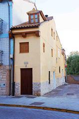 Una casa muy singular en Peñafiel