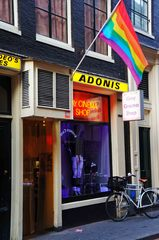 Cine gay en Ámsterdam