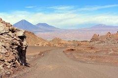 San Pedro de Atacama y Valle de la Luna