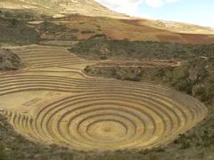Ruinas arqueológicas de Moray, Valle Sagrado