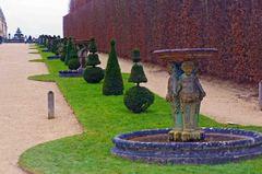 Jardines del Palacio de Versalles, París