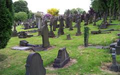 Cementerio municipal de Huddersfield