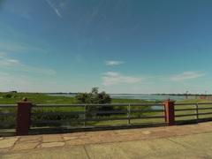 La costanera de la ciudad de Formosa