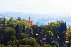 Vista desde la Alhambra