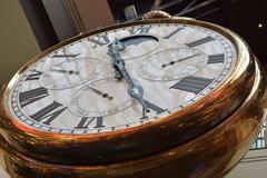 Reloj del shopping