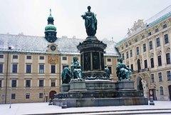 Palacio Hofburg, Viena