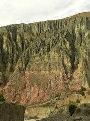 Sierras de colores en Iruya, Jujuy