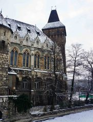 Castillo de Vajdahunyad, Budapest