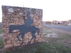 Monolito de Don Quijote