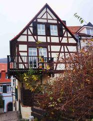 Arquitectura en Heidelberg, Alemania