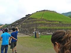 Antigua Ciudad totonaca de El Tajín