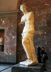 Venus del Milo, Museo del Louvre, París