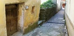Antigua calle de Montano Antilia