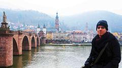 Puente antiguo de Heidelberg, Alemania