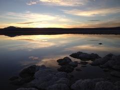 Reflejos sublimes Laguna Tebinquinche