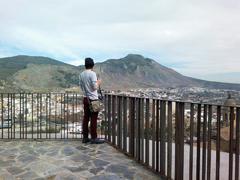 Perdidos en un pueblo de Andalucía